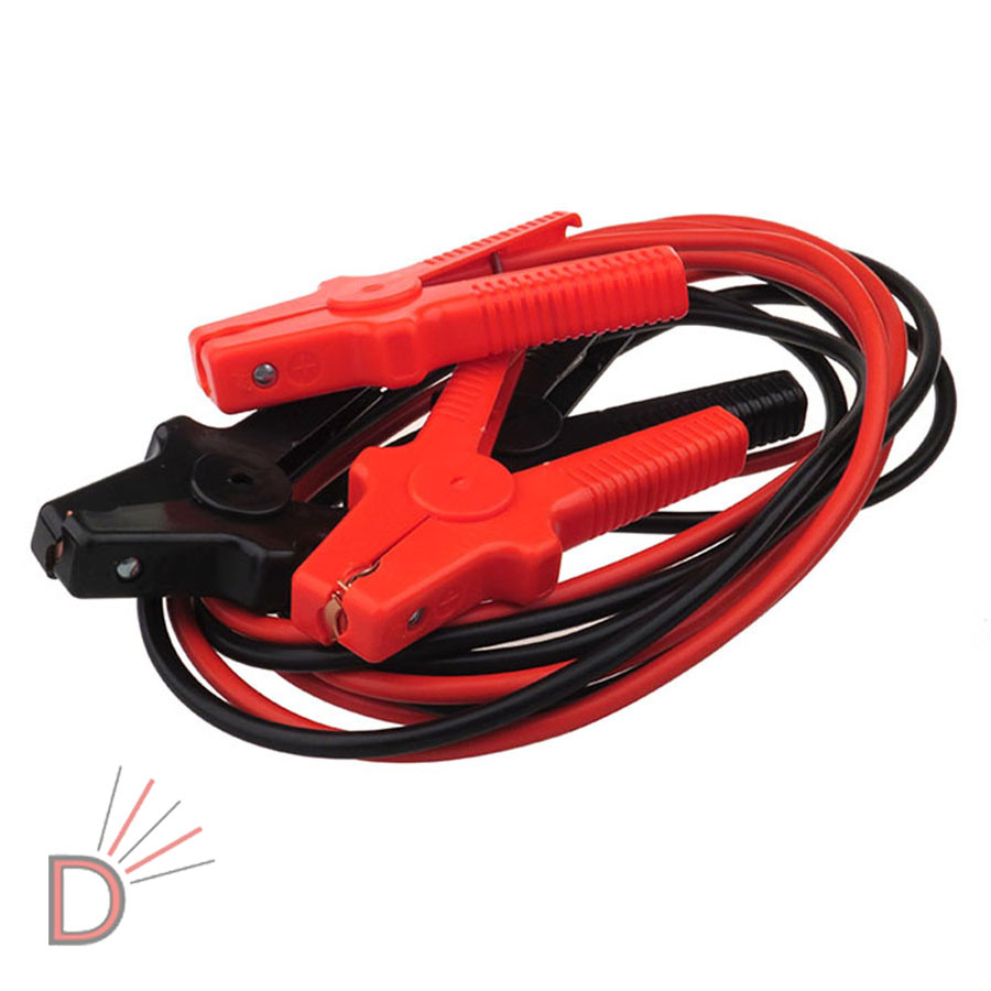 New Heavy Duty 3.6M Long Cable Car Battery Jump Start Up
