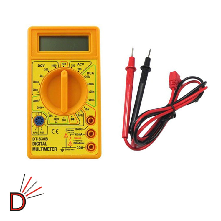 Reading An Ohmmeter : Ohmmeter volt reading