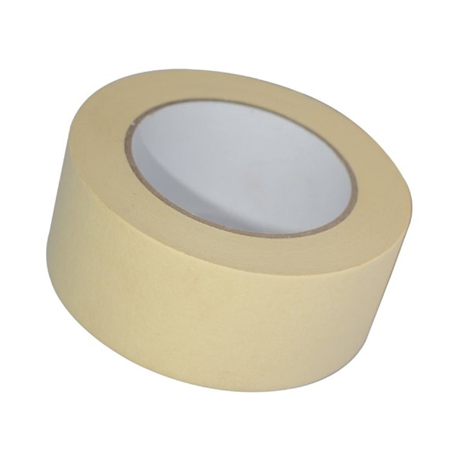 1x Masking Tape 50mm X 50m Easy Tear Decorating Painting
