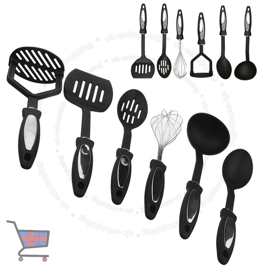 Fucking white nylon utensil set