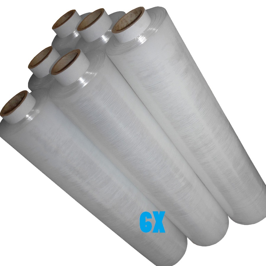 New Quality Pallet Stretch Shrink Wrap Cling Film Cast Normal Core Rolls