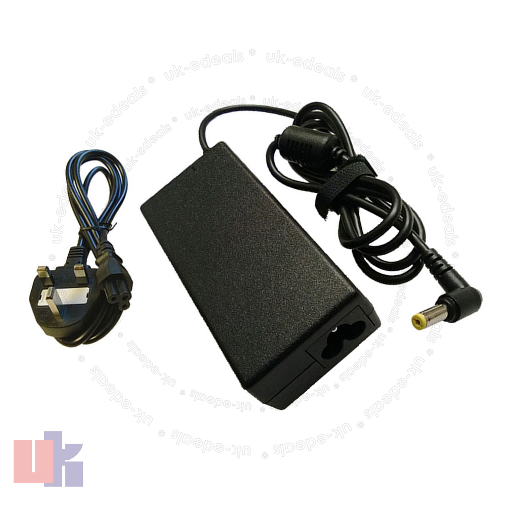Ac Adapter Packard Bell Easynote Ts13 Laptop Charger P5ws0
