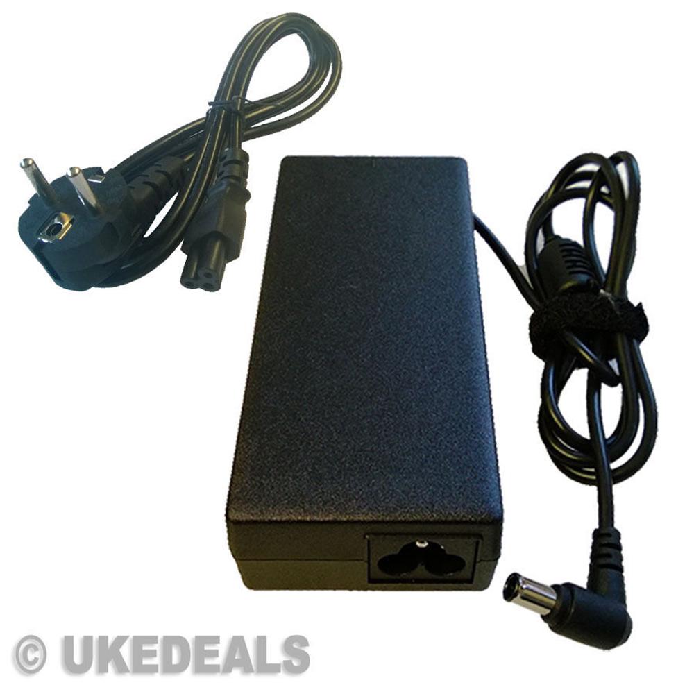 For-Panasonic-Toughbook-CF-27-CF-28-Laptop-Charger-Apater-EU-POWER-CORD-UKED thumbnail 2