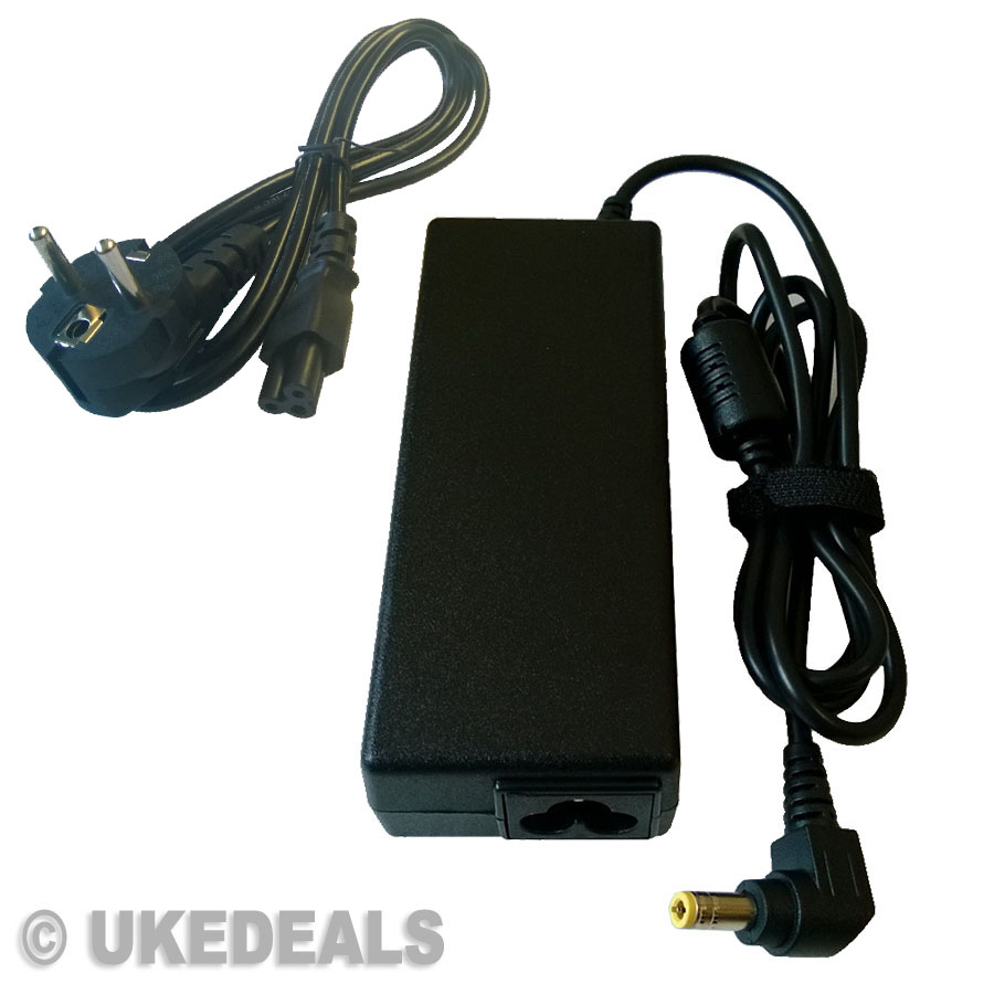 Ac laptop adapter charger for packard bell easynote tm83 - Chargeur packard bell easynote ...