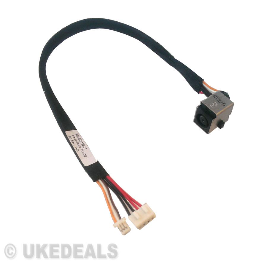 HP-ProBook-4310S-4510-4510S-4515S-4710-4710S-DC-Power-Jack-Port-Plug-cable-wire